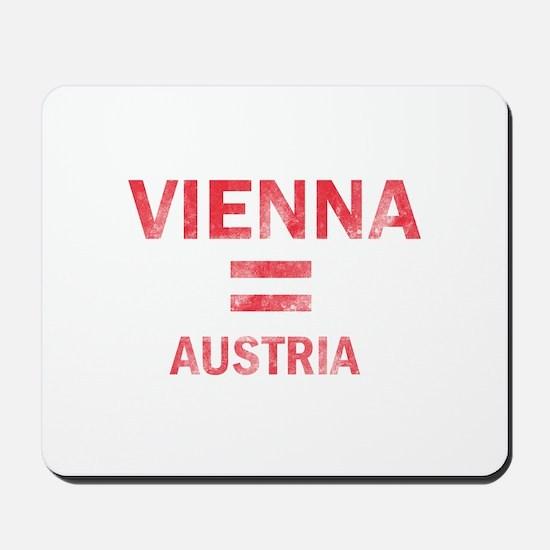 Vienna Austria Designs Mousepad