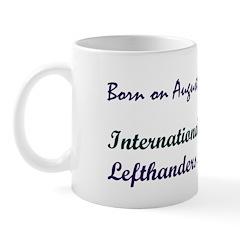 Mug: International Lefthanders Day