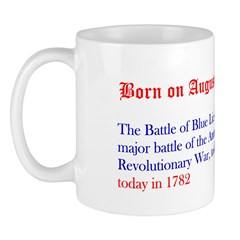 Mug: Battle of Blue Licks, the last major battle o