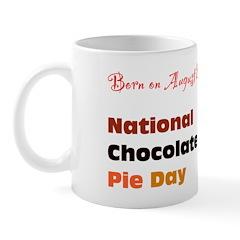 Mug: Chocolate Pecan Pie Day