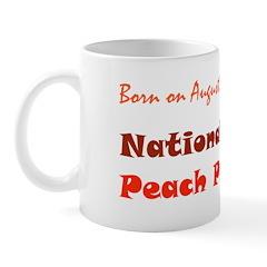 Mug: Peach Pie Day