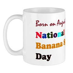 Mug: Banana Split Day