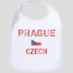 Prague Czech Designs Bib
