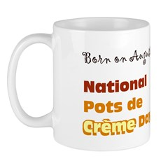 Mug: Pots de Creme Day
