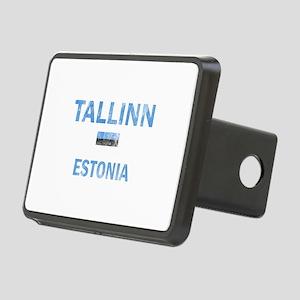 Tallinn Estonia Designs Rectangular Hitch Cover