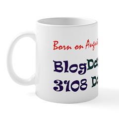 Mug: BlogDay 3108 Day