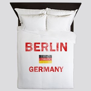 Berlin Germany Designs Queen Duvet