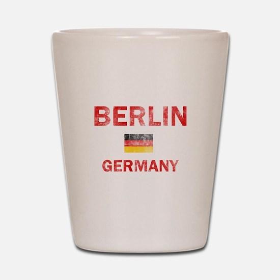 Berlin Germany Designs Shot Glass
