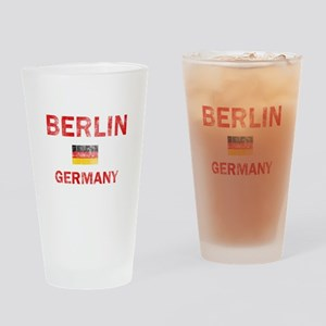 Berlin Germany Designs Drinking Glass
