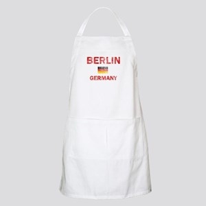 Berlin Germany Designs Apron