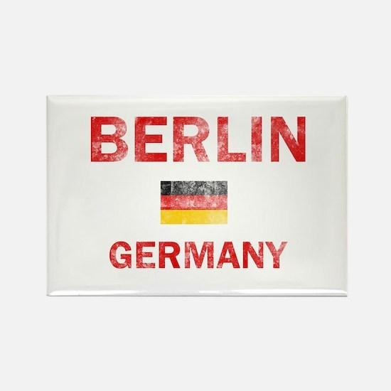 Berlin Germany Designs Rectangle Magnet