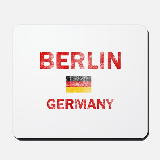 Berlin Germany Designs Mousepad