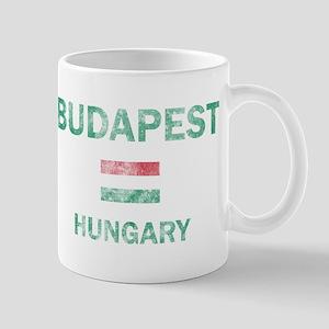 Budapest Hungary Designs Mug