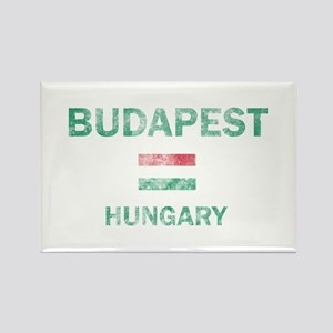 Budapest Hungary Designs Rectangle Magnet