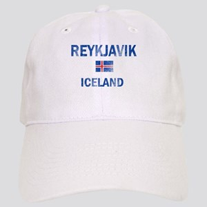 Reykjavik Iceland Designs Cap