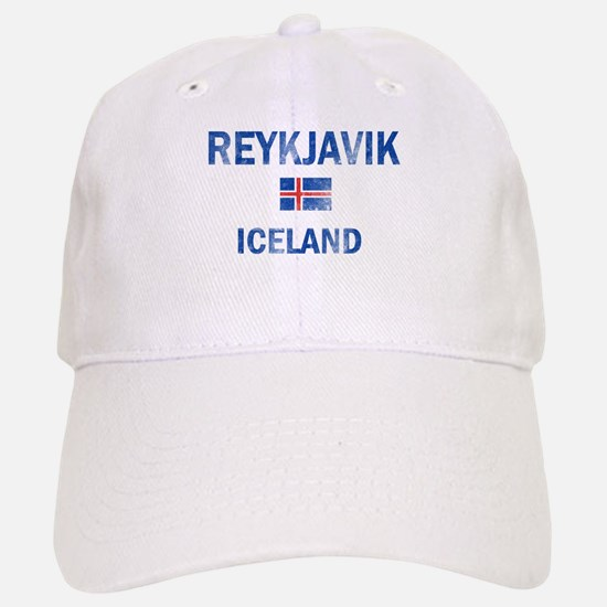 Reykjavik Iceland Designs Baseball Baseball Cap