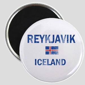 Reykjavik Iceland Designs Magnet