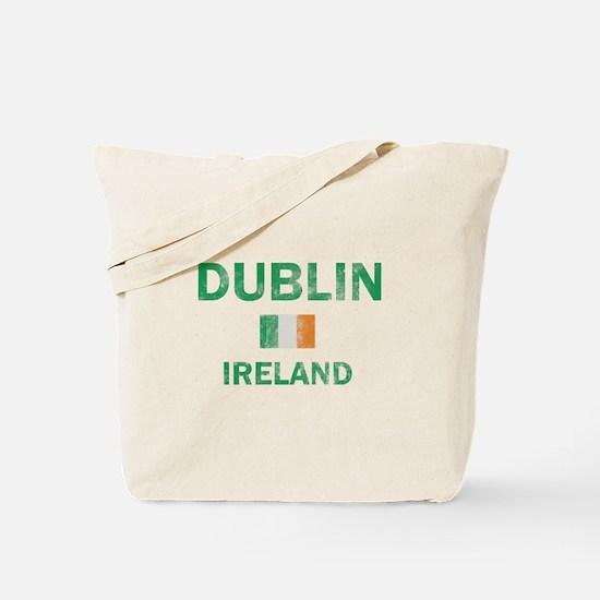 Dublin Ireland Designs Tote Bag