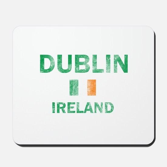 Dublin Ireland Designs Mousepad