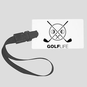 GolfLife Large Luggage Tag