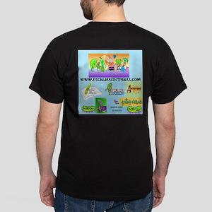 Pineapple Pete Dark T-Shirt