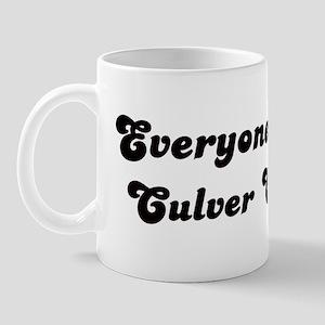 Culver City girl Mug