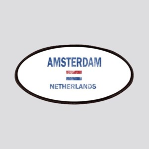 Amsterdam Netherlands Designs Patches