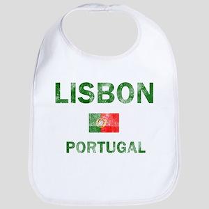 Lisbon Portugal Designs Bib
