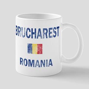 Brucharest Romania Designs Mug