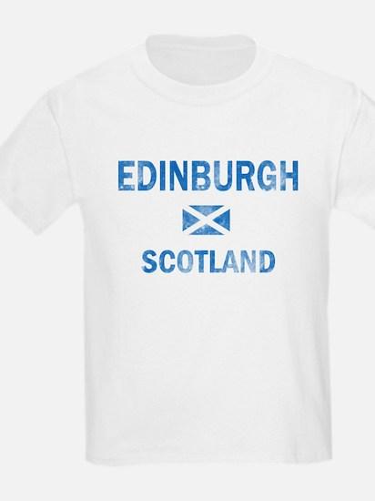Edinburgh Scotland Designs T-Shirt