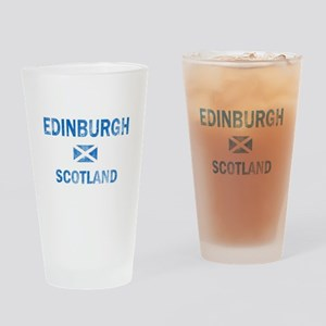 Edinburgh Scotland Designs Drinking Glass