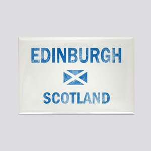 Edinburgh Scotland Designs Rectangle Magnet