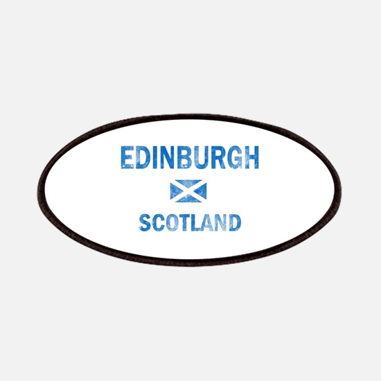 Edinburgh Scotland Designs Patches
