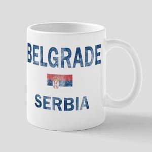 Belgrade Serbia Designs Mug