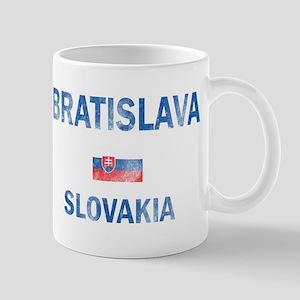 Bratislava Slovakia Designs Mug