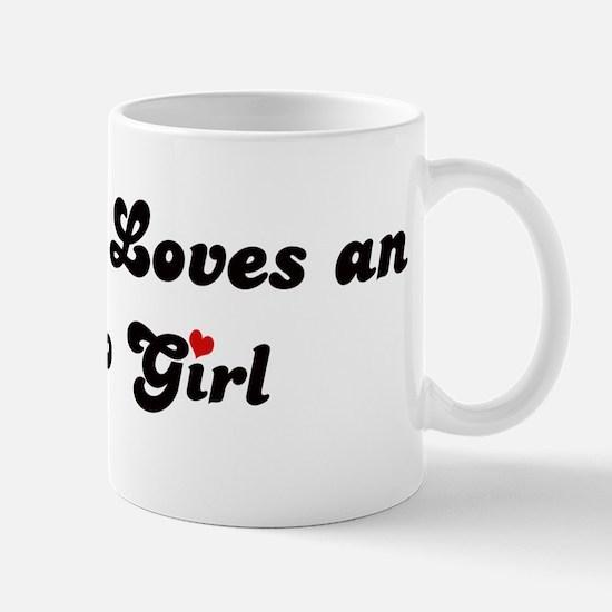 Encino girl Mug
