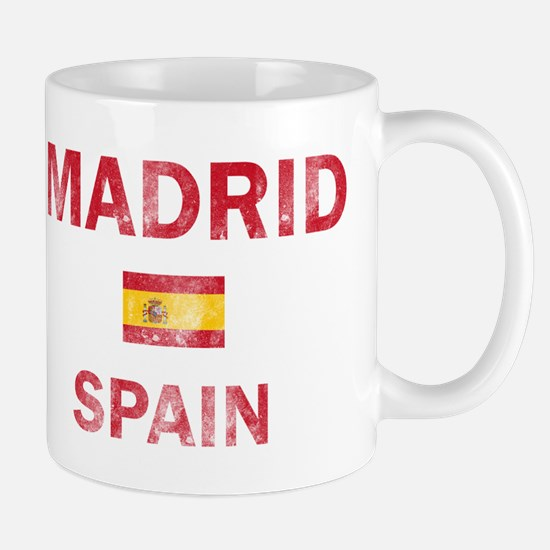 Madrid Spain Designs Mug