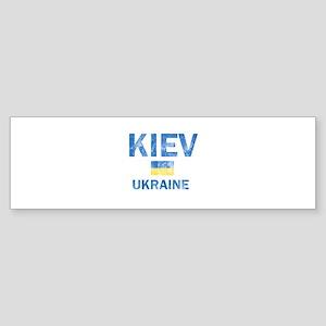 Kiev Ukraine Designs Sticker (Bumper)