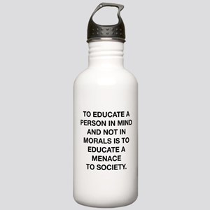 A Menace To Society Stainless Water Bottle 1.0L