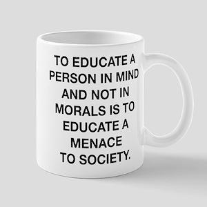 A Menace To Society Mug
