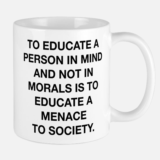 A Menace To Society Mug