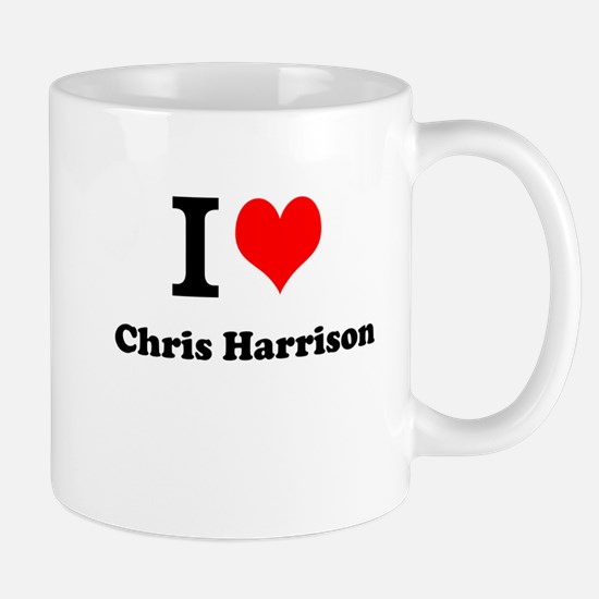Chris Harrison Mugs