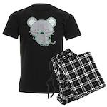 Smile Men's Dark Pajamas