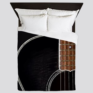 Guitar Queen Duvet