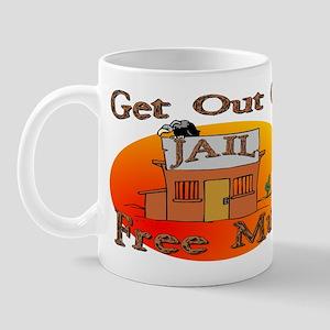 Jail Mug