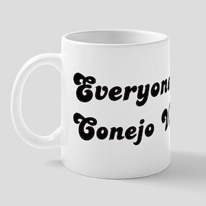 Conejo Valley girl Mug