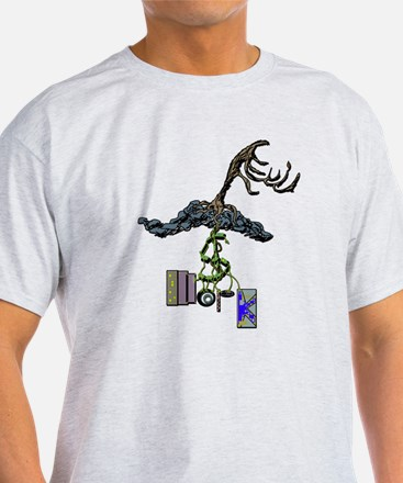 The Root of Money Is Work T-Shirt