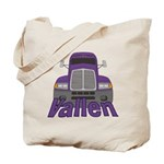 Trucker Vallen Tote Bag