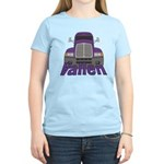 Trucker Vallen Women's Light T-Shirt