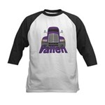Trucker Vallen Kids Baseball Jersey
